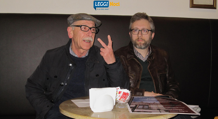 Mario Gabriele e Luca Curci