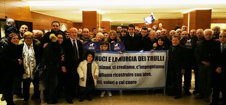 """Nasce Direzione Italia, domani coordinamento """"aperto"""""""