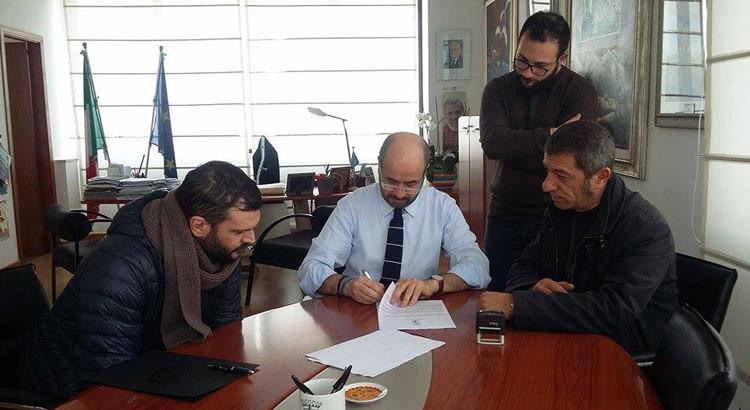 Verso la prima enoteca regionale: siglato protocollo d'intesa Comune-AIS Puglia