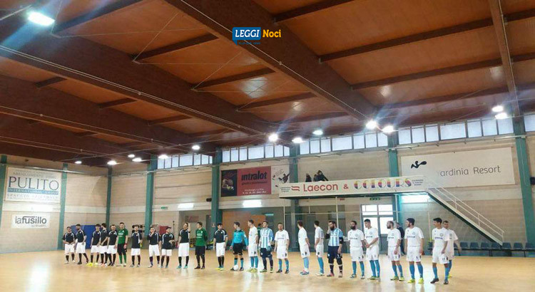 Futsal Noci rimonta ma non vince contro il Just Mola