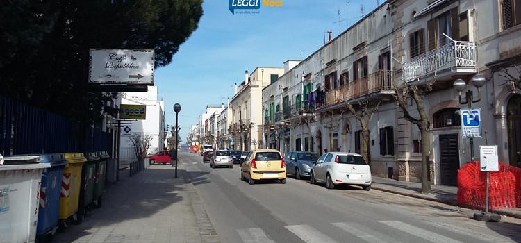 Rifacimento strade: partono i lavori in via Repubblica e estramurale