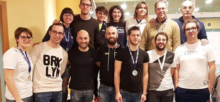 Nuoto: la Otrè Master conquista 17 medaglie ai Campionati Regionali 2017