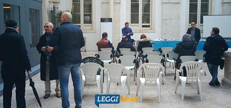 """""""Zoccoli di Pietra"""": rinviato il primo incontro per la scarsa partecipazione dei nocesi"""