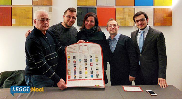 Premio Presidi del Libro 2017: Rocco Roberto nella rosa dei 35 finalisti