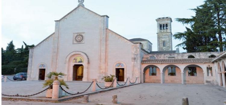 Benedizione abbaziale di Giustino Pege osb