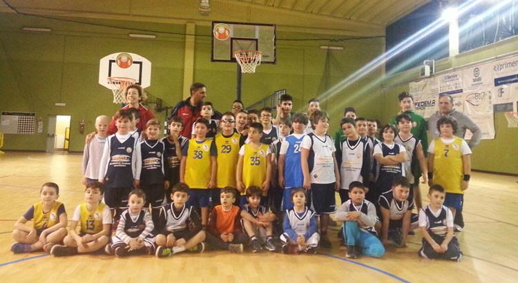 Bs Noci: U16 sconfitta dal Gravina, esordienti attivi alla 1° Festa Scoiattoli
