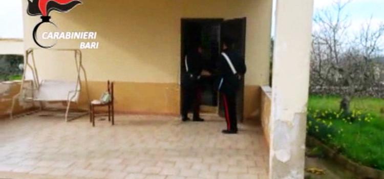 Villetta della droga, arrestato giovane nocese