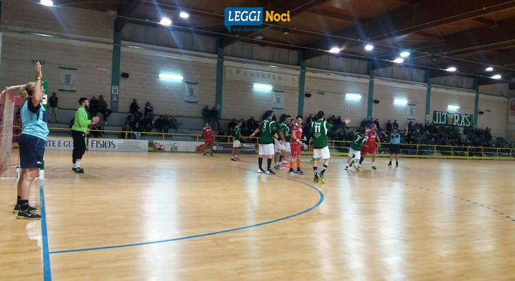 Play-out pallamano: Gioella Cap Noci superata di misura dal Benevento