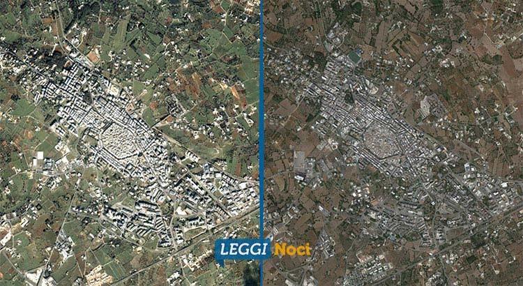 Noci in Timelapse: 13 anni di cambiamenti visti dal satellite