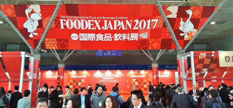 La mozzarella nocese al Foodex 2017