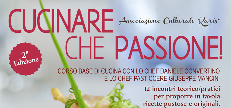 Cucinare che passione