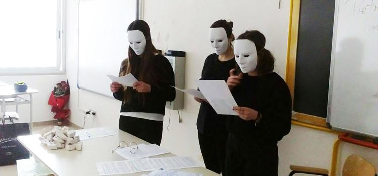 La generazione delle maschere?