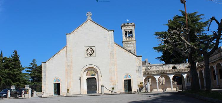 Ricorrenze all'abbazia Madonna della Scala