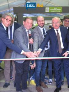 Inaugurata la Mostra Bovina Interregionale, al Foro Boario la migliore zootecnia del Centrosud