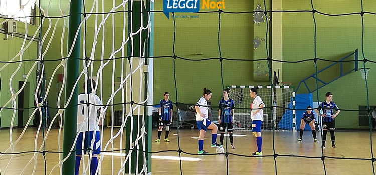 New Team Noci piegata in casa dal Futsal Bisceglie