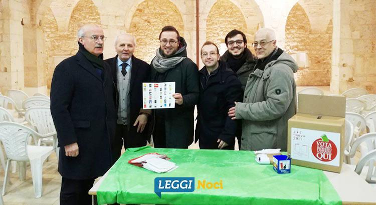 Premio Presidi del Libro: 260 voti per Rocco Roberto, così i nocesi dimostrano il loro sostegno