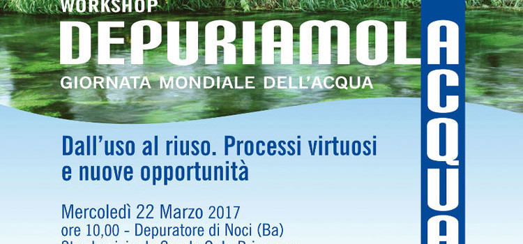 Workshop: DEPURIAMOLACQUA