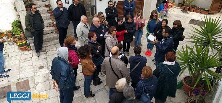 99Borghi, numerosi turisti alla scoperta del borgo antico nocese
