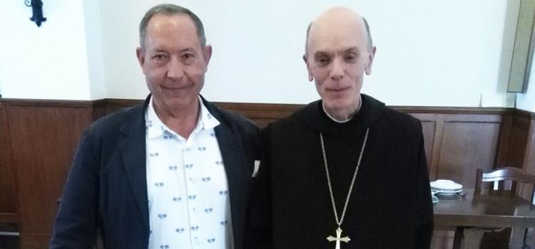 Vicenti dona due opere alla Madonna della Scala