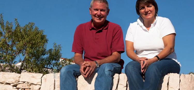 Due winemaker innamorati della Puglia portano Noci nel mondo