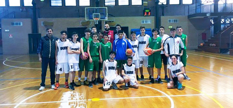 Basket School Noci più vicina alla finale regionale U16 CSI