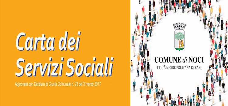 Nuova carta dei Servizi Sociali, open day al Chiostro delle Clarisse