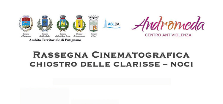 CAV Andromeda: rassegna cinematografica contro la violenza di genere