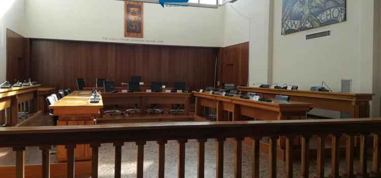 """Variazioni di bilancio, rondò, surroga all'ASP """"Sgobba"""": torna il Consiglio Comunale"""
