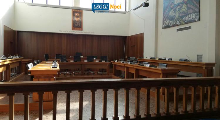Nuovi punti all'Odg per il Consiglio Comunale di domani