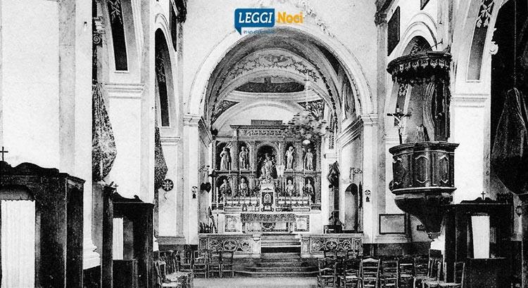 La consacrazione della Chiesa Madre: il ricordo a 115 anni di distanza