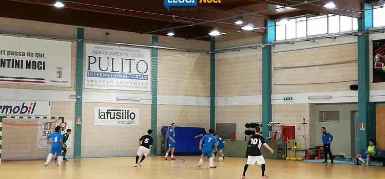 C5, Noci Azzurri 2006 fa suo il quarto derby della stagione