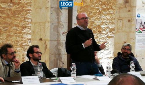"""FdI-An, Fabrizio Tatarella – """"Zio e papà non si possono scindere: uno elaborava idee, l'altro le applicava"""""""
