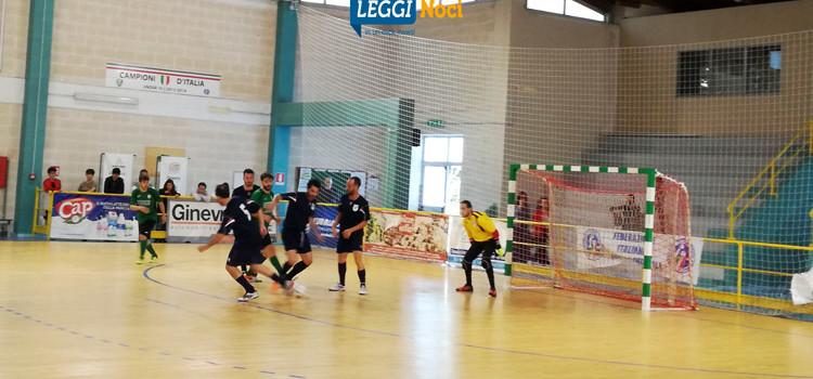 Futsal Noci, sconfitta nell'ultima giornata