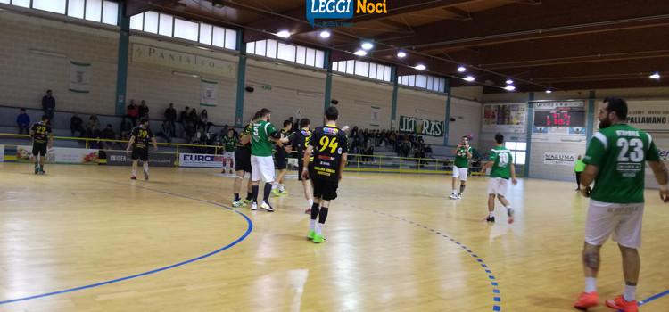 Gioiella Cap Noci: sconfitta nell'ultima gara casalinga