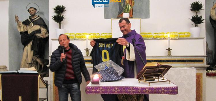 Morea ringrazia la parrocchia di San Domenico