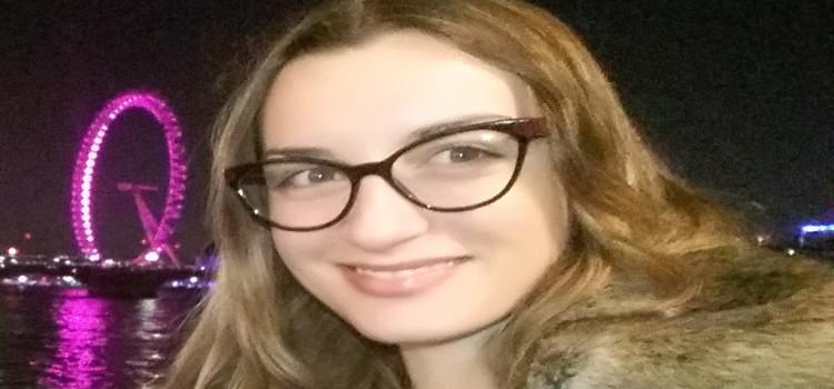 Antonella Barletta, una nocese a Westminster