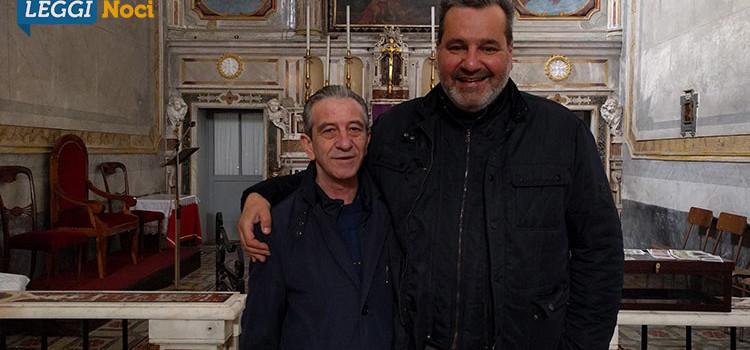 Nicola Angiulli racconta la tradizione della Processione dei Misteri