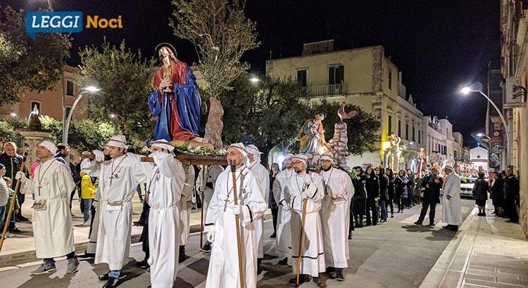 Concerto della Passione e Processione dei Misteri, inizia la preparazione alla Santa Pasqua