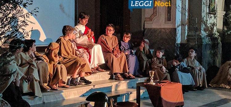 """""""Morte e Vita a duello"""": il recital dell'ACR sulla Passione di Cristo"""