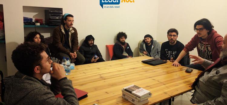 Second floor: progetto di compartecipazione proposto da Yes We Radio