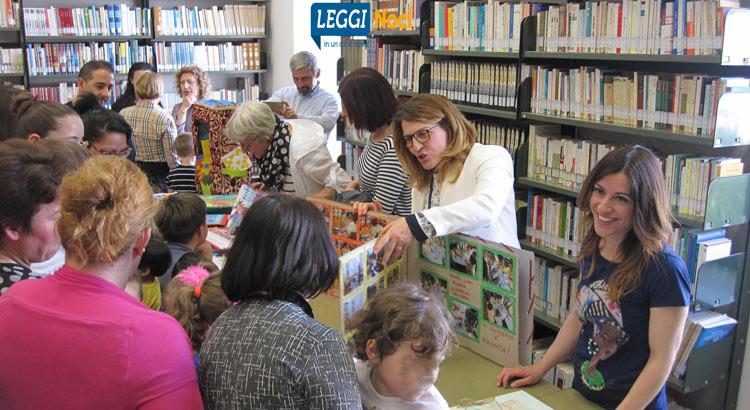 """Si chiude """"Di storia in storia…"""", gli alunni espongono i propri lavori in biblioteca"""