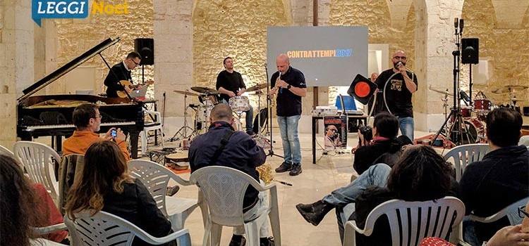 """""""Contrattempi 2017"""": la musica improvvisata raccontata da Curci e Console"""