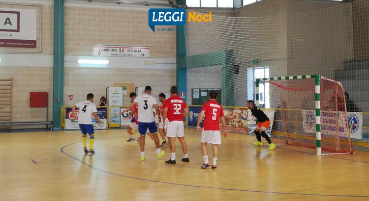 """1^ Futsal Cup, Lippolis: """"sono soddisfatto, la manifestazione ha riscosso un buon successo"""""""