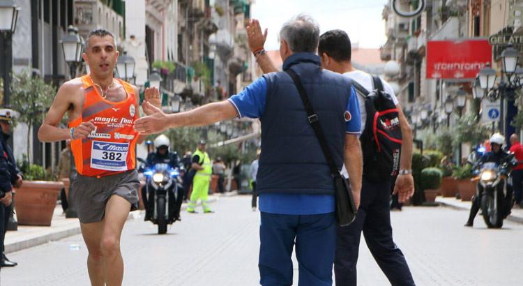 """Podismo: Montedoro """"pigliatutto"""" a Taranto"""