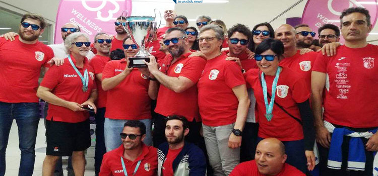 Trofeo Otrè: vince il CUS Bari