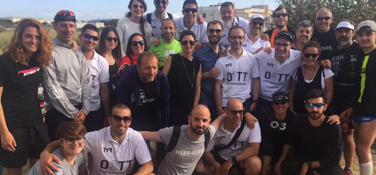 """La OTT conquista il titolo regionale di """"Triathlon Sprint"""""""