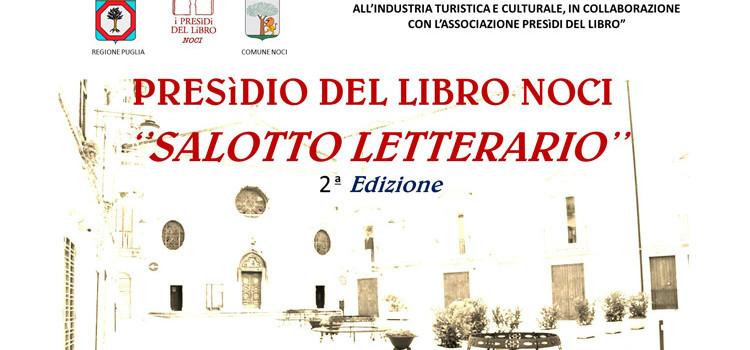 Presidi del libro, presentata la II edizione del Salotto Letterario