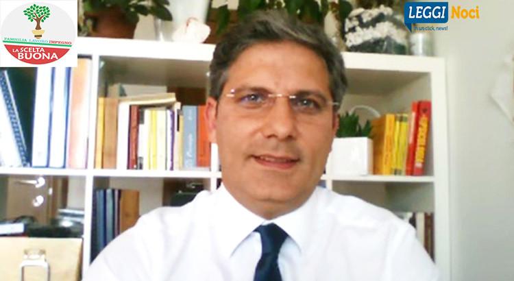 """Parla Enzo Bartalotta: """"l'urgenza a Noci è il ricambio completo di chi oggi ci amministra"""""""