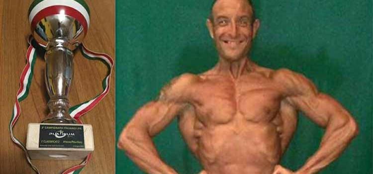 Body Building: Cosimo Ignazzi Campione Italiano