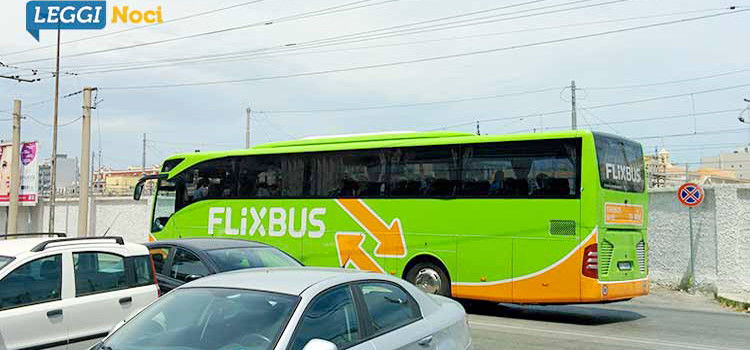 Flixbus passa anche da Noci: attivata la tratta Torino – Alberobello